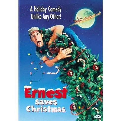 Ernest Saves Christmas (DVD) : Target