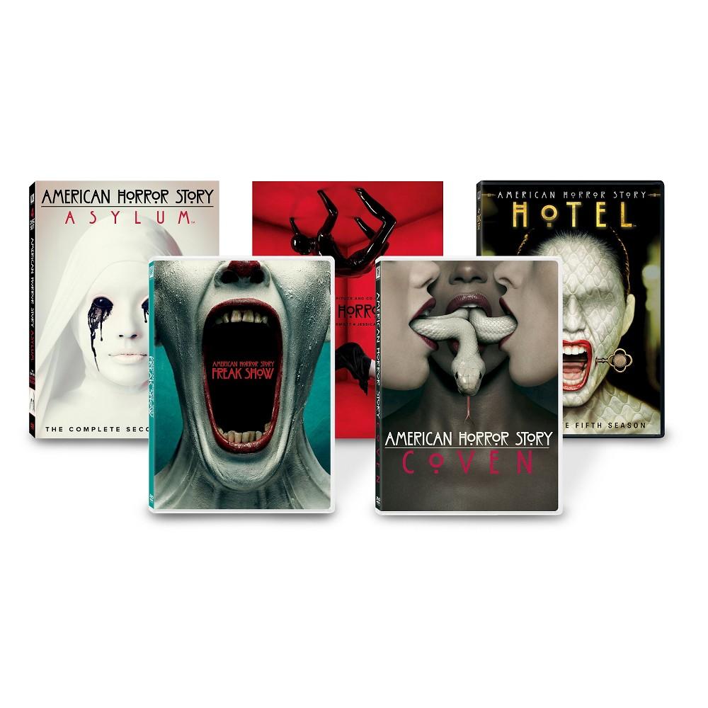 American Horror Story Seasons 1-5 Bundle (Dvd)