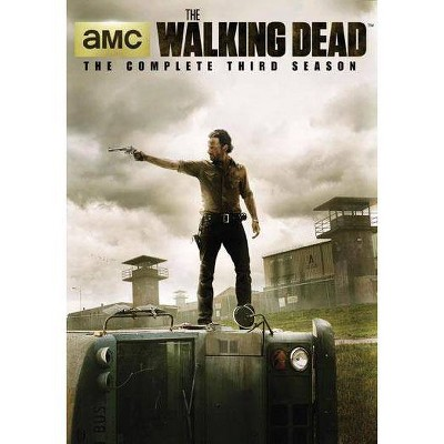 The Walking Dead: The Complete Third Season (DVD)