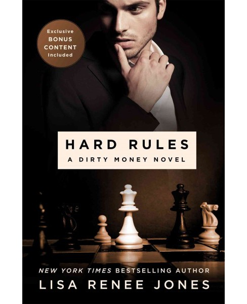 Hard Rules (Paperback) (Lisa Renee Jones) - image 1 of 1