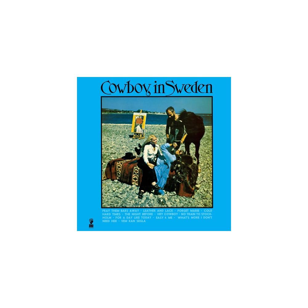Lee Hazlewood - Cowboy In Sweden (CD)