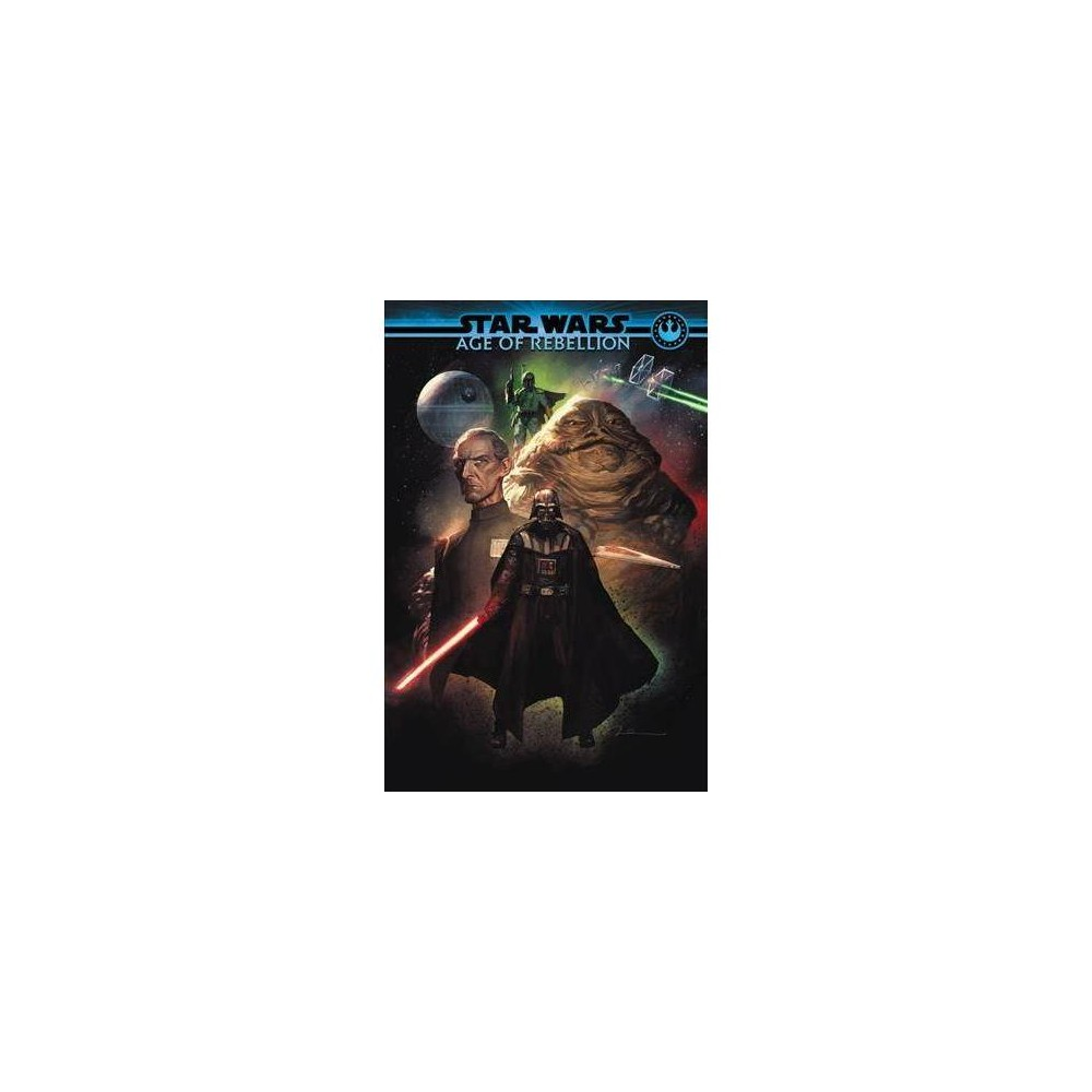 Star Wars : Age of the Rebellion - Villains - by Greg Pak (Paperback)