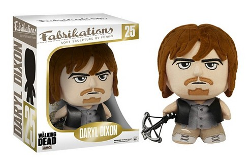 Funko Fabrikations Walking Dead Daryl Dixon Character Doll - image 1 of 1