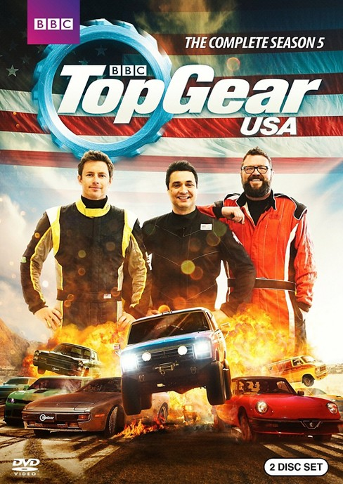 Top gear:Complete fifth season (DVD) - image 1 of 1