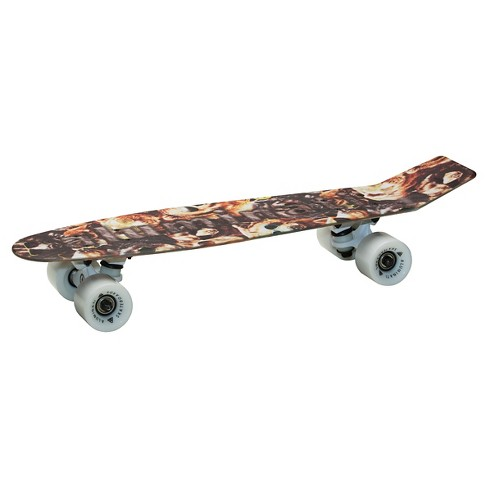 "Aluminati 24"" Skateboard - Shreddy Teddy - image 1 of 2"