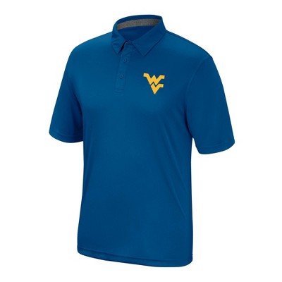 NCAA West Virginia Mountaineers Men's Polo Shirt