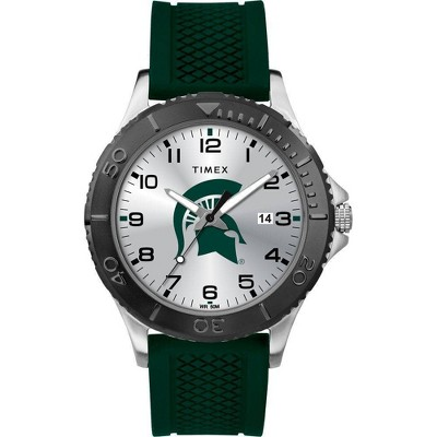 NCAA Michigan State Spartans Men's Tribute Collection Gamer  Watch