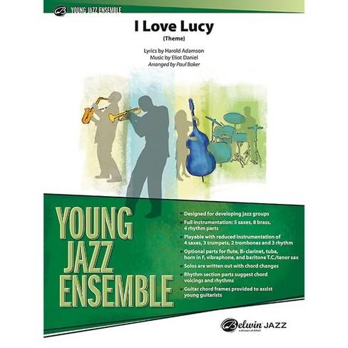 BELWIN I Love Lucy (Theme) Grade 2.5 (Medium Easy) - image 1 of 1
