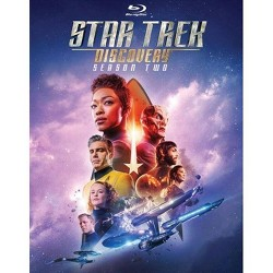 Star Trek: Discovery - Season Two (Blu-Ray)