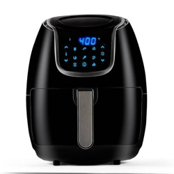 As Seen on TV PowerXL Vortex Air Fryer- 3qt - Black