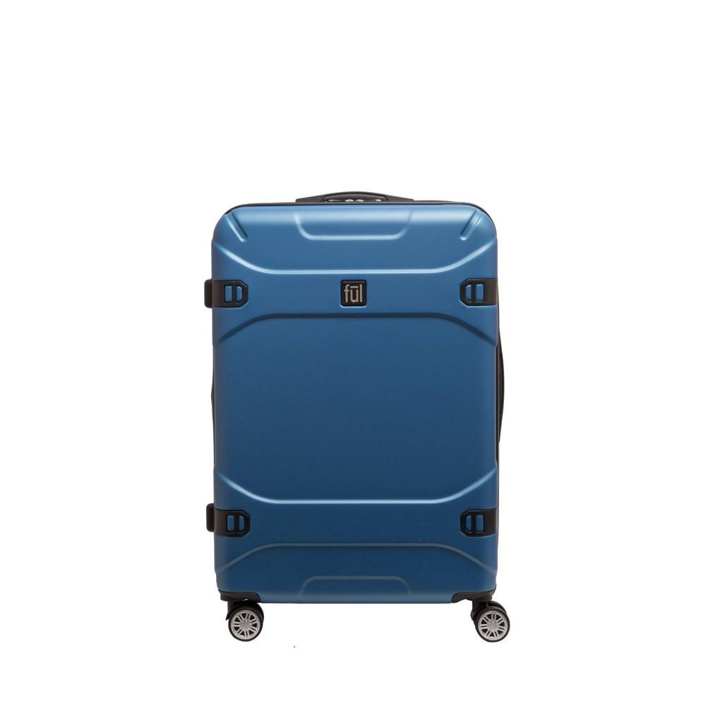 "Image of ""FUL 29"""" Molded Hardside Spinner Suitcase - Blue Sky"""