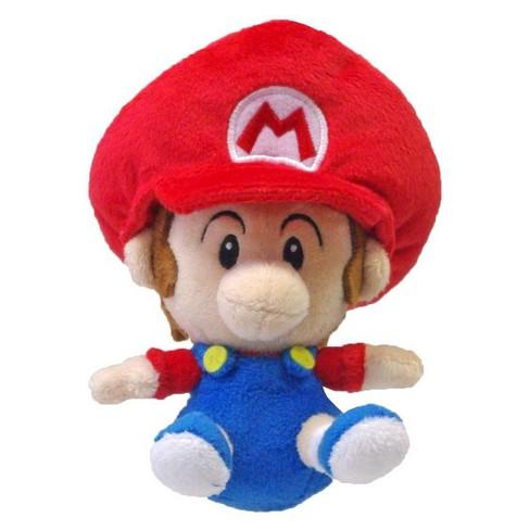 Nintendo Plush Baby Mario Target