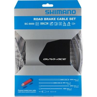 Shimano Dura-Ace BC-9000 Brake Cable & Housing Set
