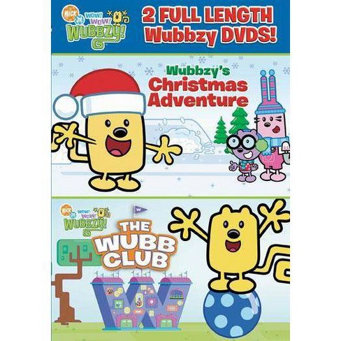 Wow Christmas.Wow Wow Wubbzy Christmas Collection Dvd