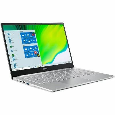 "Acer Swift 3 - 14"" Laptop AMD Ryzen 5 4500U 2.3GHz 8GB Ram 512GB SSD Win 10 Home - Manufacturer Refurbished"