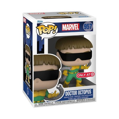 Funko POP! Marvel: Animated Spider-Man - Doctor Octopus (Target Exclusive)