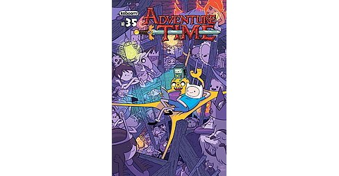 Adventure Time 8 (Paperback) (Ryan North & Christopher Hastings) - image 1 of 1