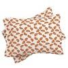 Little Arrow Design Co Ginkgo Leaves Duvet Set - Deny Designs - image 3 of 4