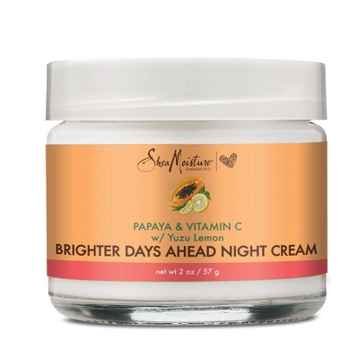 SheaMoisture Papaya and Vitamin C Night Cream - 2oz