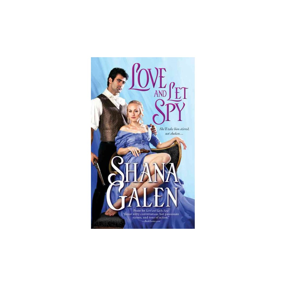 Love and Let Spy (Paperback)