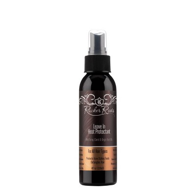 Rucker Roots Leave-In Heat Protectant - 4 fl oz