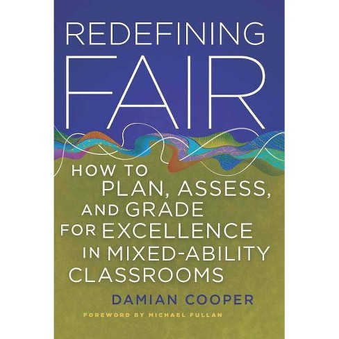 Redefining Fair - by  Damian Cooper (Paperback) - image 1 of 1