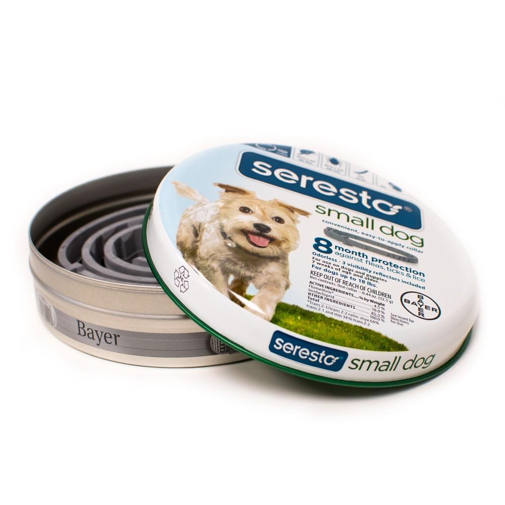 Seresto Flea Tick Collar Dog Insect Treatment Small