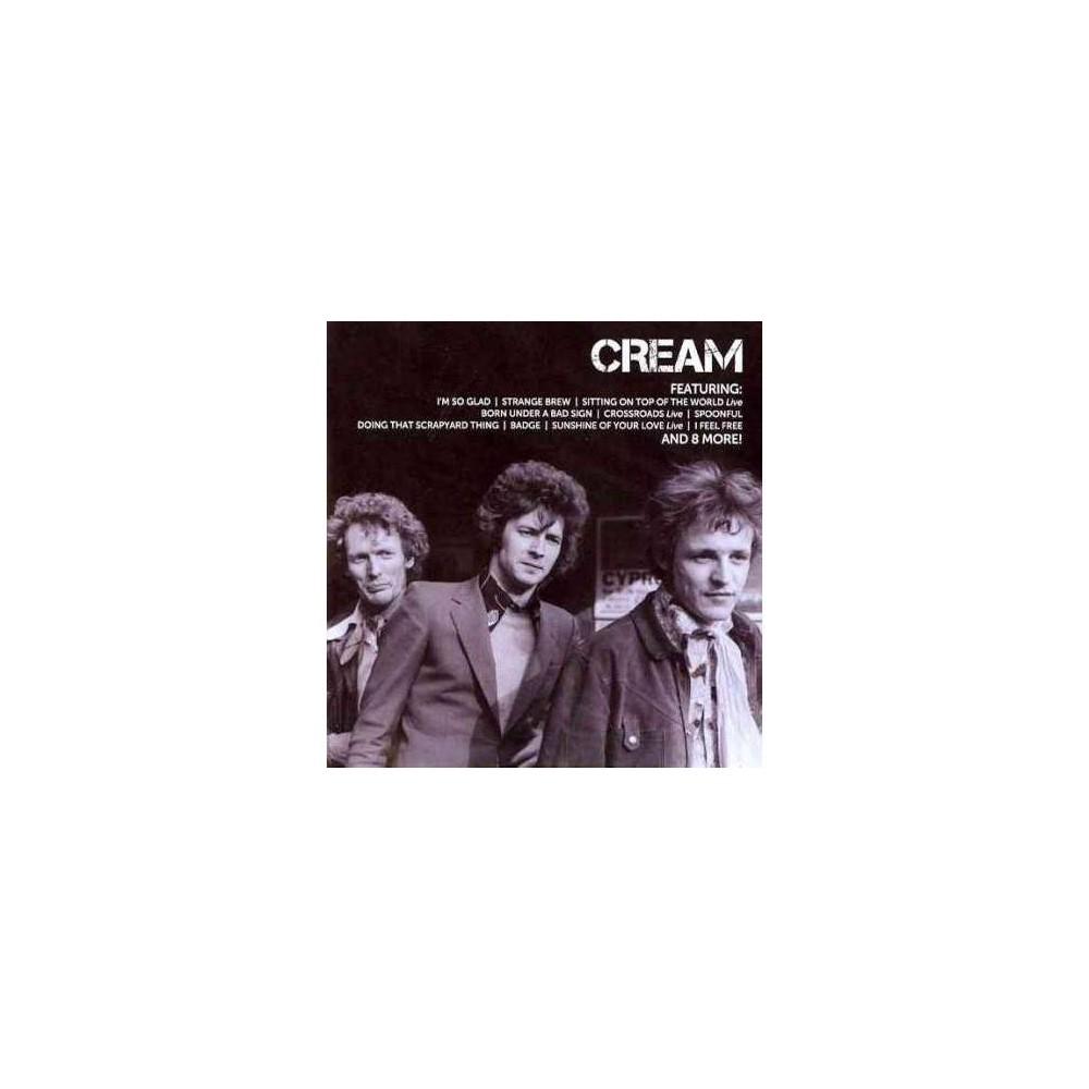 Cream - Icon: Cream (CD) music