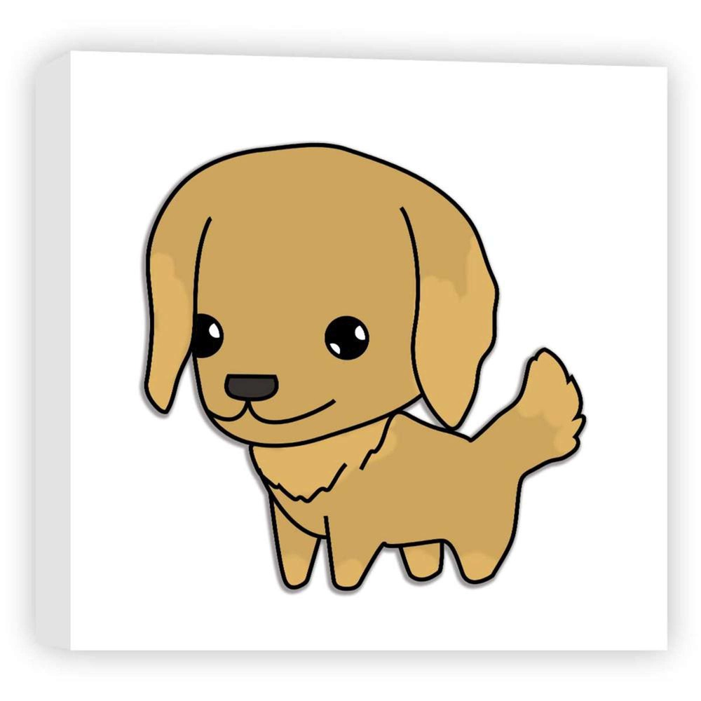 16 34 X 16 34 Puppy Ii Decorative Wall Art Ptm Images