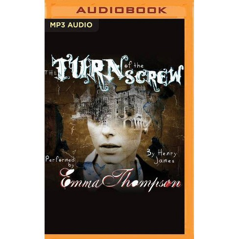 The Turn of the Screw - by Henry James (AudioCD)
