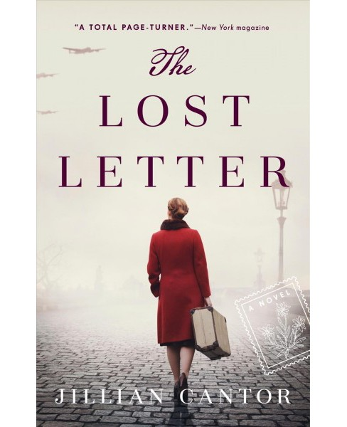 Lost Letter -  Reprint by Jillian Cantor (Paperback) - image 1 of 1
