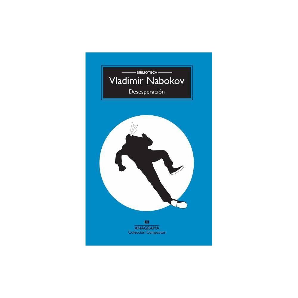 Desesperacion Biblioteca Nabokov By Vladimir Nabokov Paperback