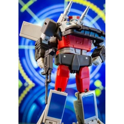 MS-B24 Silver Bullet   Magic Square Action figures