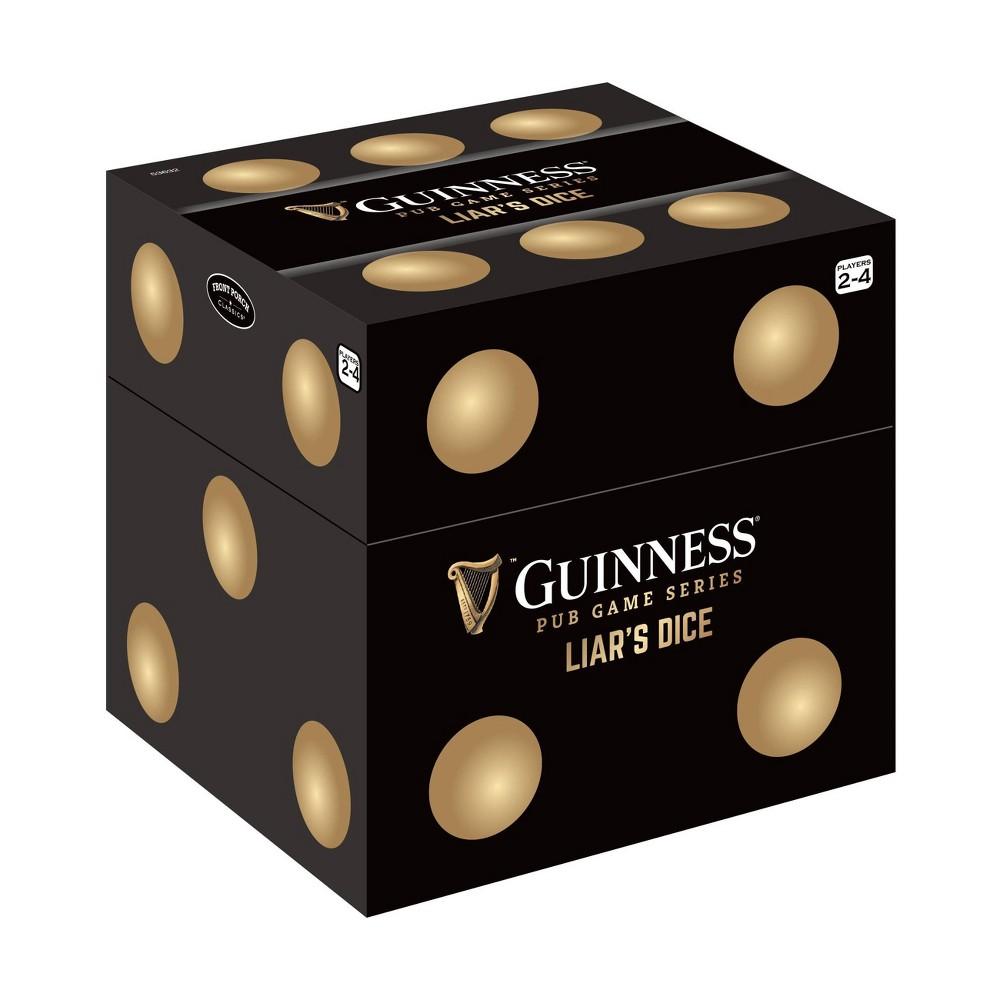 Guinness Pub Game Series Liar 39 S Dice