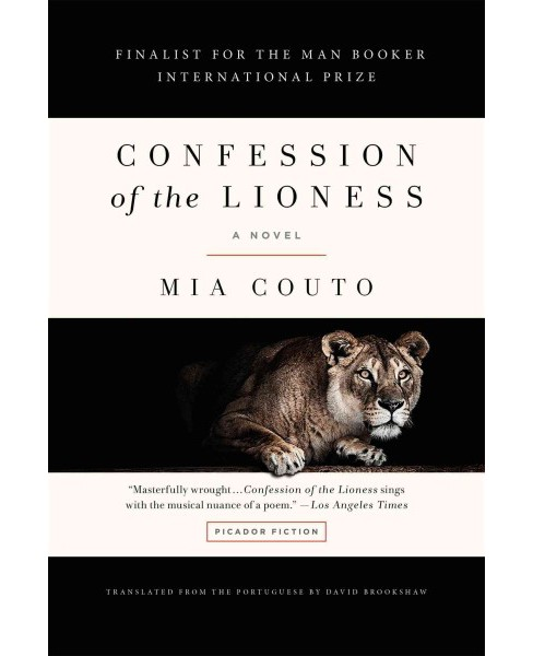 Confession of the Lioness (Reprint) (Paperback) (Mia Couto) - image 1 of 1