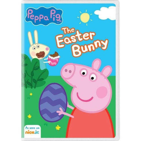 Peppa Pig Easter Bunny Dvd Target