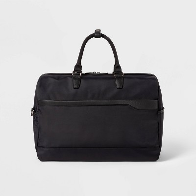 Weekender Bag Black - Open Story™