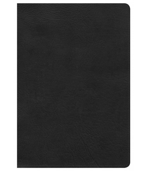 Holy Bible : King James Version, Black, LeatherTouch, Giant Print, Reference (Large Print) (Paperback) - image 1 of 1