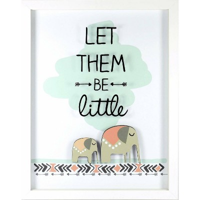 RoomMates Framed Wall Poster Prints Be Little
