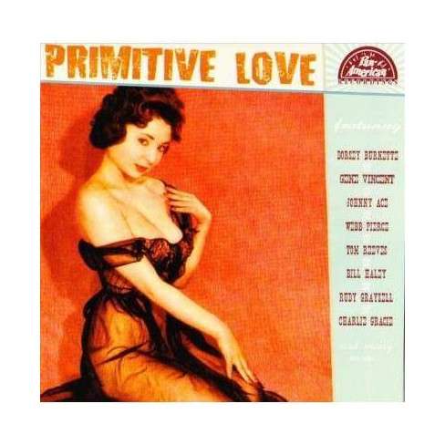 Various - Primitive Love (CD) - image 1 of 1
