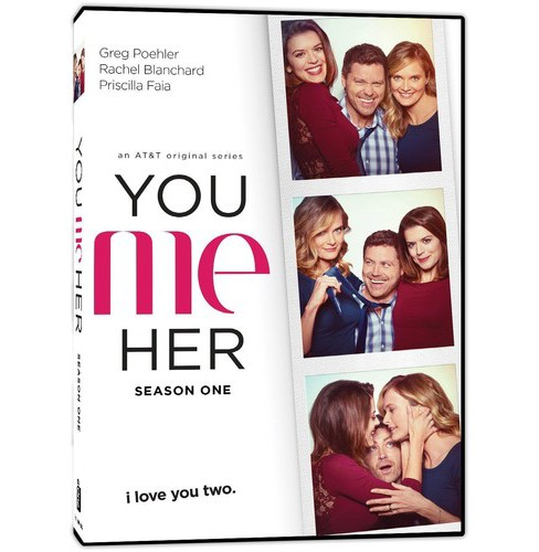 You Me Her:Season One (DVD) - image 1 of 1