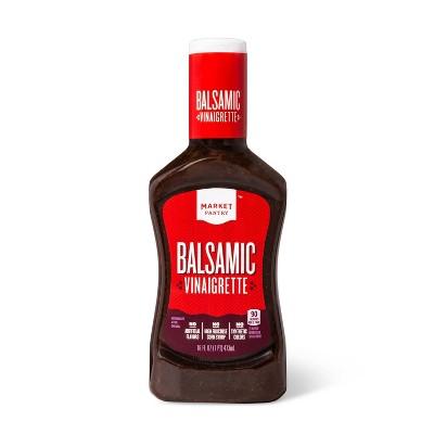 Balsamic Vinaigrette 16oz - Market Pantry™