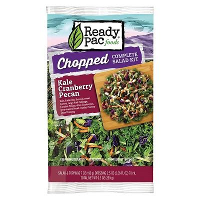 Ready Pac Kale Cranberry Pecan Chopped Salad Kit - 9.5oz