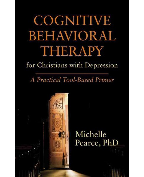 Cognitive Behavioral Therapy for Christians with Depression : A Practical Tool-Based Primer (Paperback) - image 1 of 1