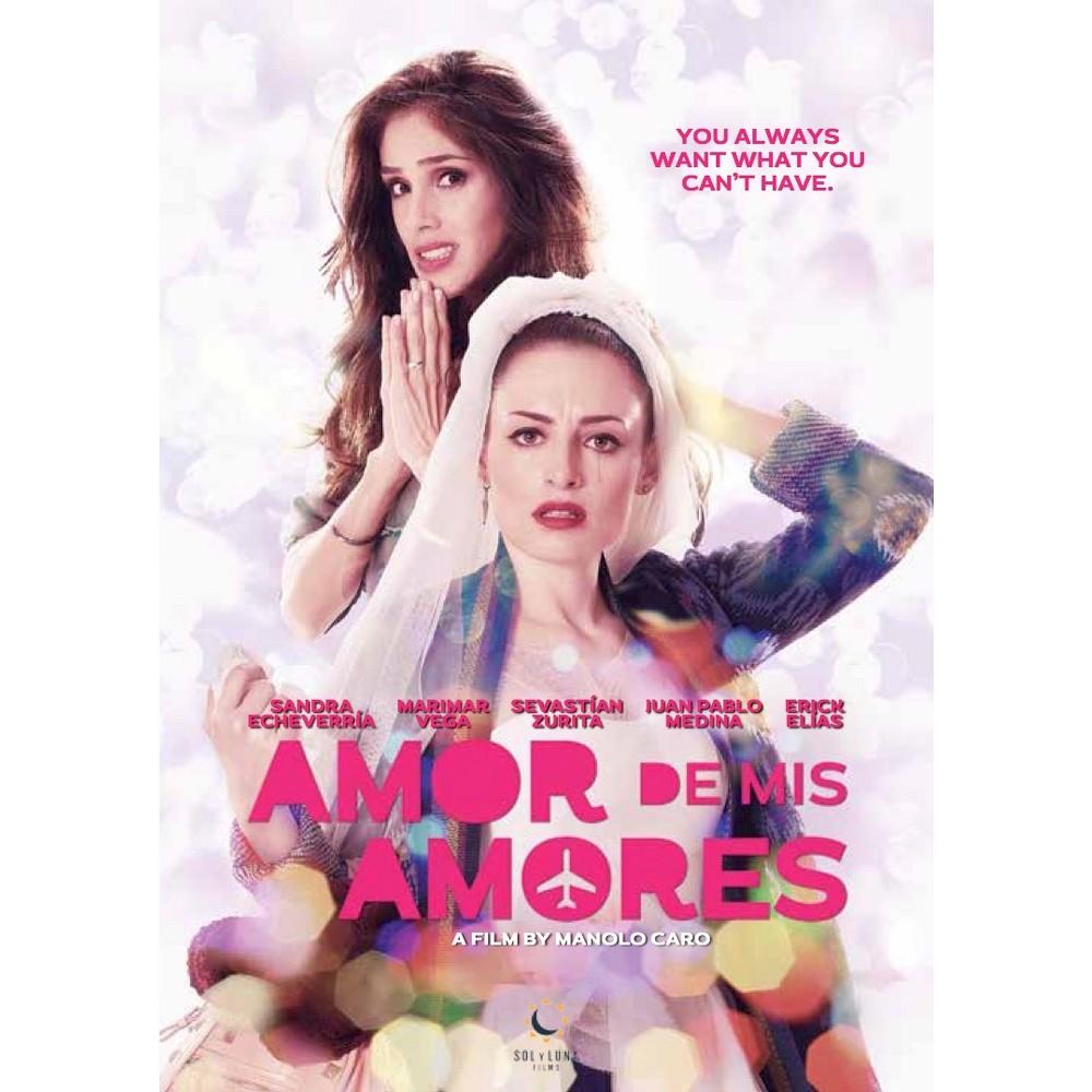 Amor De Mis Amores (Dvd), Movies