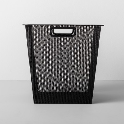 Deep Metal Sweater Bin 13 W X 13 D X 13 H - Black - Made By Design™