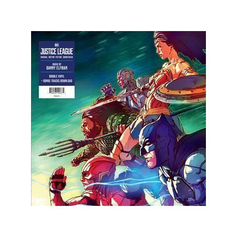 Danny Elfman - Justice League (Osc) (Vinyl) - image 1 of 1