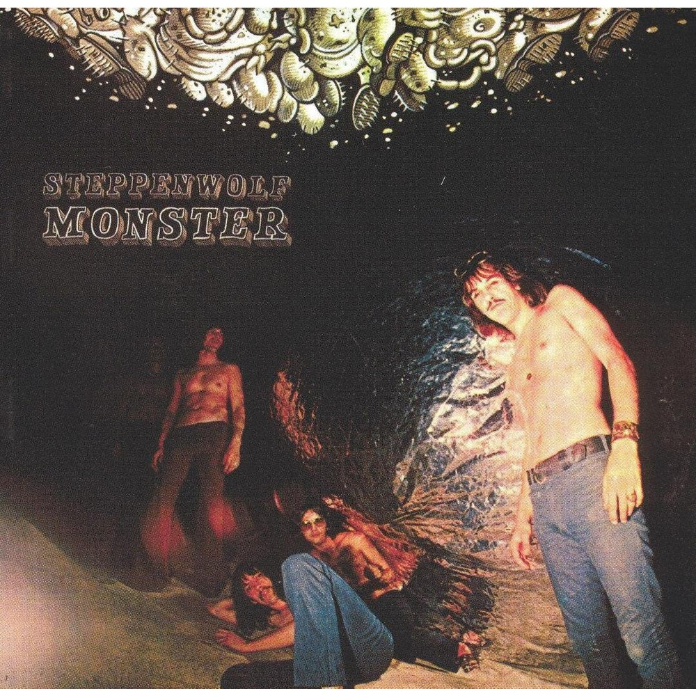 Steppenwolf - Monster (CD)