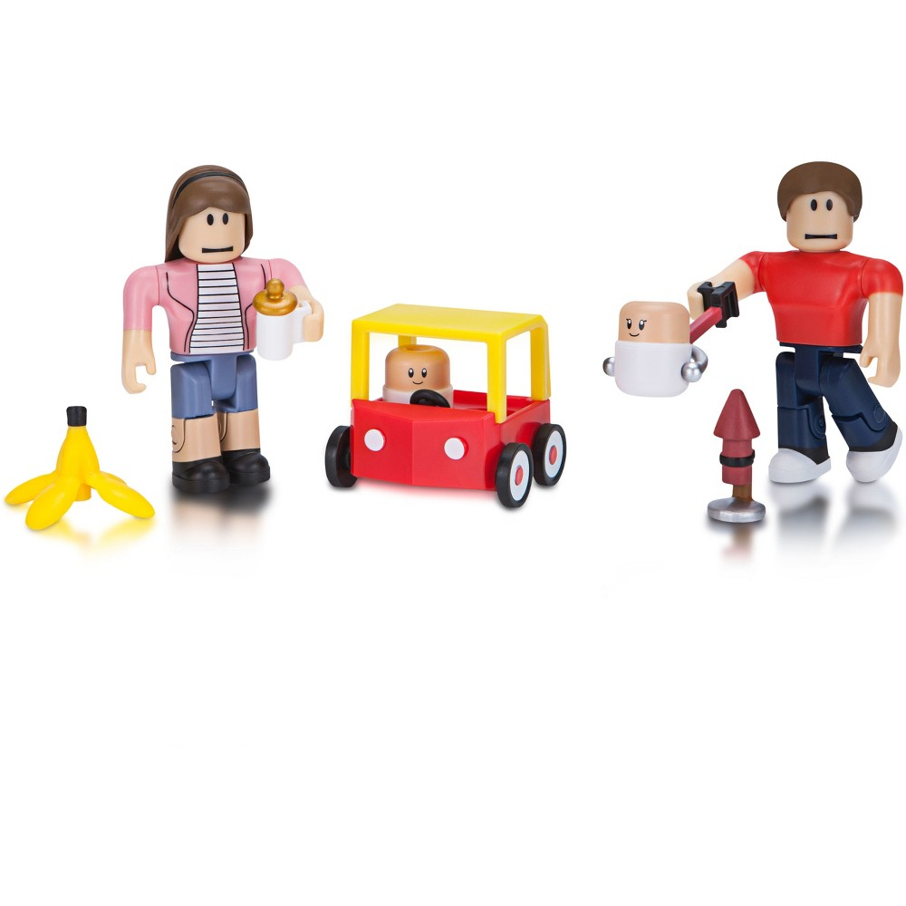Roblox Celebrity Mini Figures - Where's The Baby!