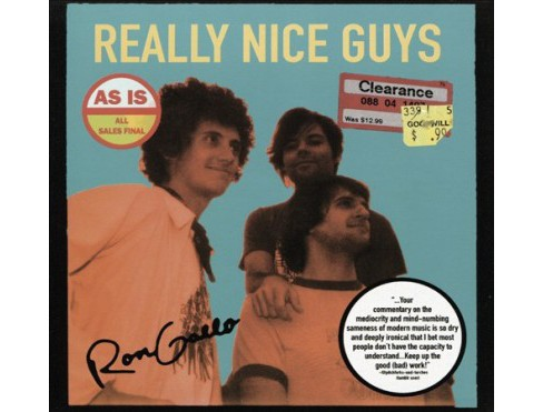 Ron Gallo - Really Nice Guys (CD) - image 1 of 1